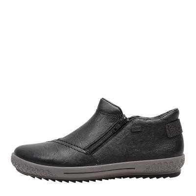 0f452fb4e0 Dámska obuv REMONTE BY RIEKER R1472 01 SCHWARZ KOMBI H W 8