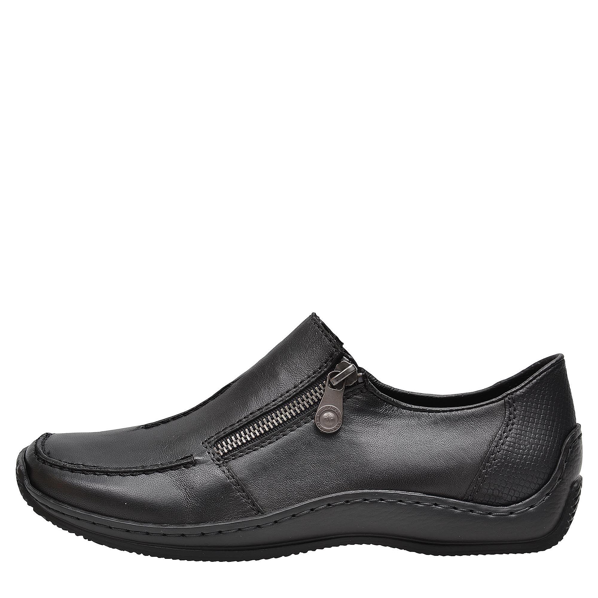 65fec86bd2abd Dámska obuv RIEKER L1780/00 SCHWARZ H/W 8 | Rieker
