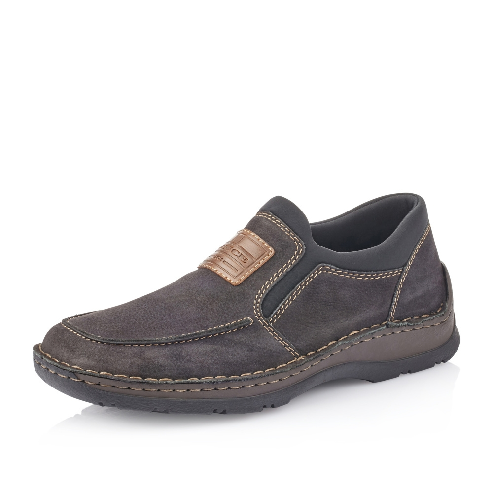 067a0ba25 Pánska obuv RIEKER 05352-03 SCHWARZ F/S 9 | Rieker