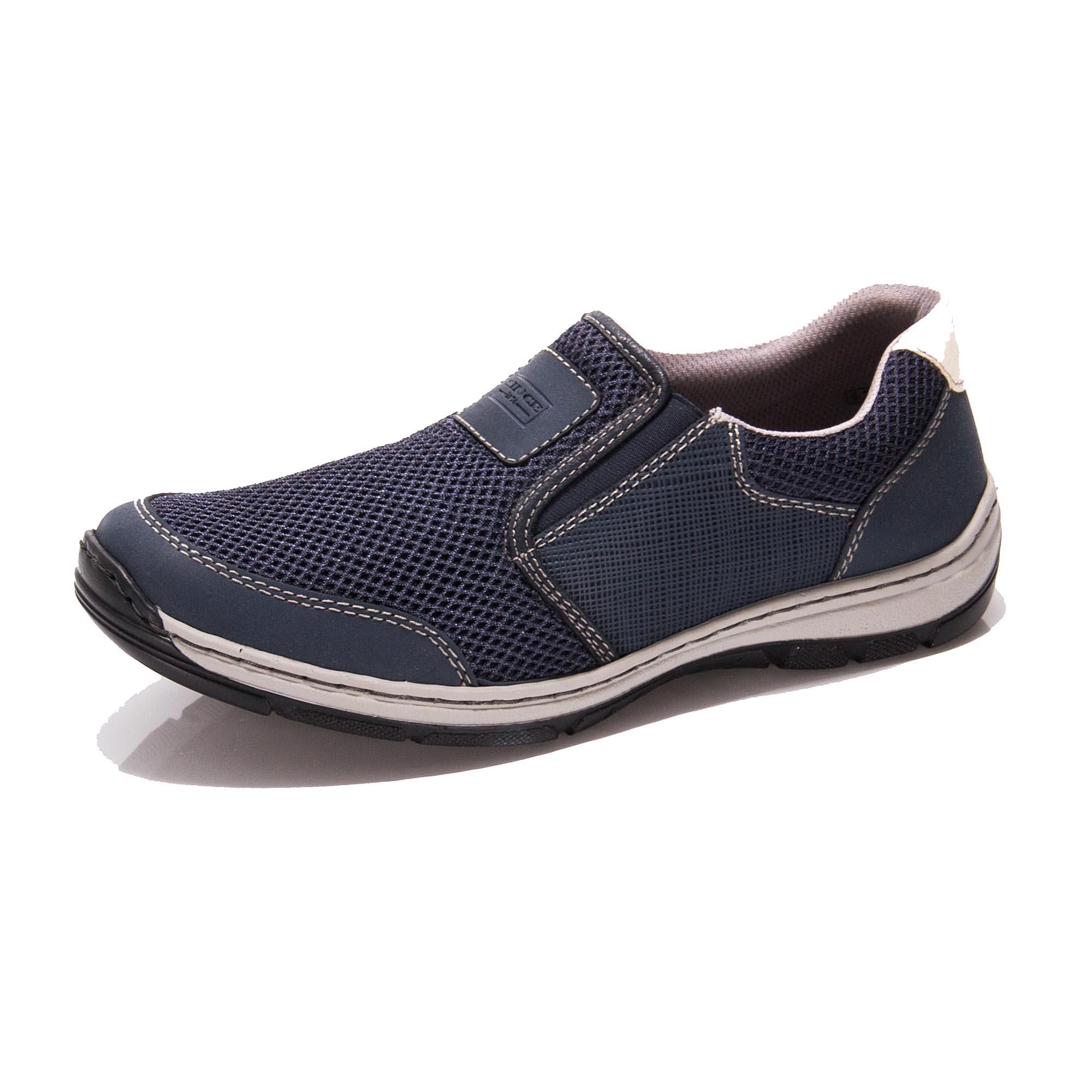 098e46ca3d detail Pánska obuv RIEKER 15253-14 BLAU F S 9