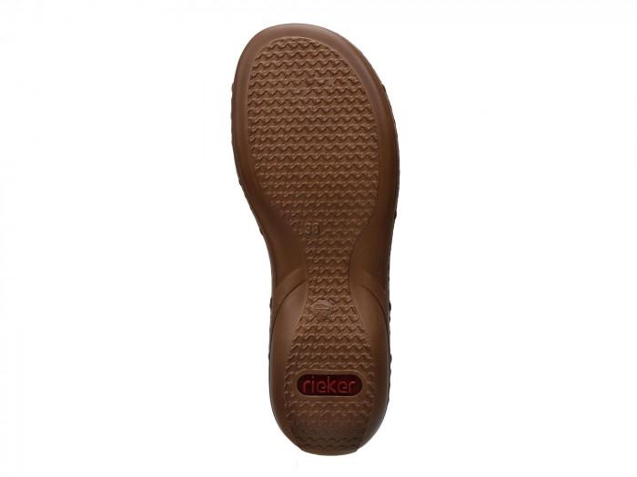 455f9c19d4 detail Dámska obuv RIEKER 60866 32 GRAU KOMBI F S 8