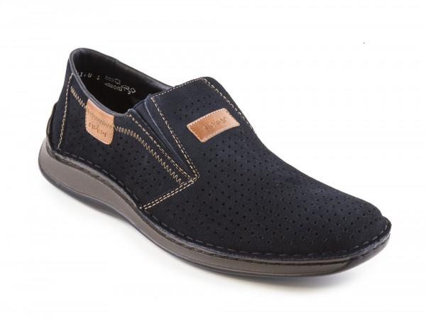 detail Pánska obuv RIEKER 05265 14 BLAU F S 8 5e6711c625d