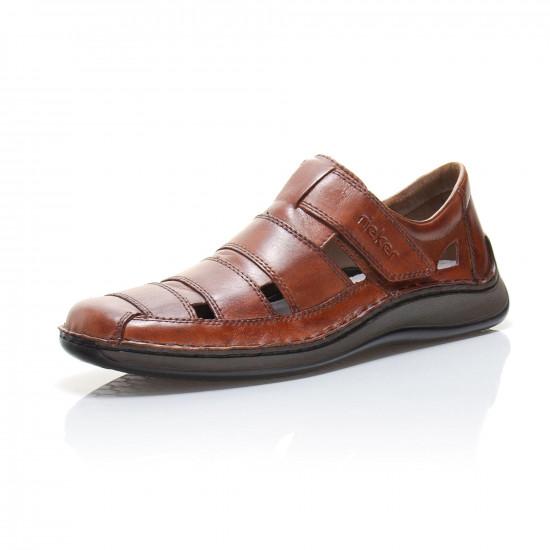 detail Pánska obuv RIEKER br 05278-24 BRAUN ... dc59686909e