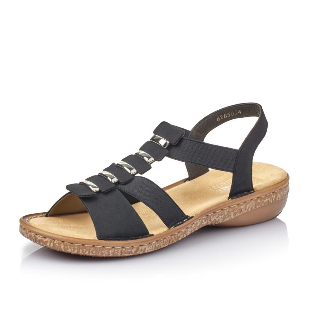 3261da2dcde1 detail Dámska obuv RIEKER br 62850-14 BLAU ...