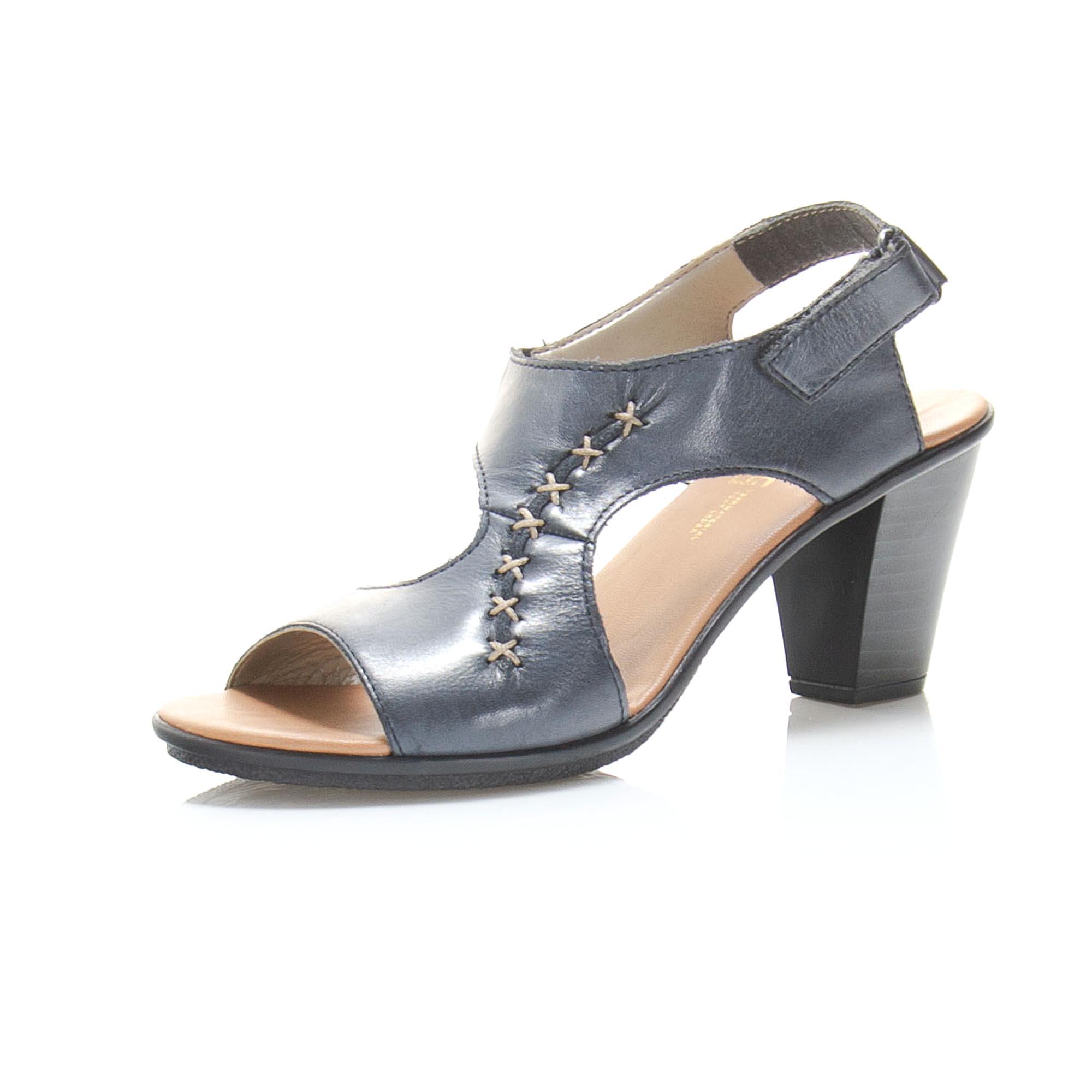 2856296eaa0d detail Dámska obuv RIEKER br 64180-12 BLAU F S 9