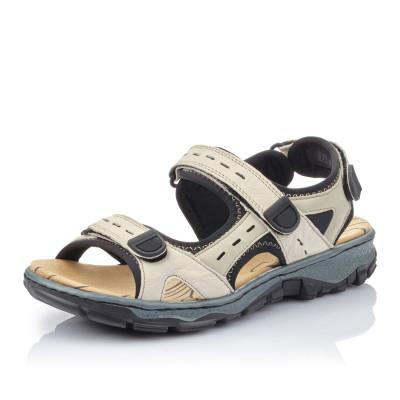8e13bf795c0c Dámska obuv RIEKER 68872-60 BEIGE KOMBI F S 9