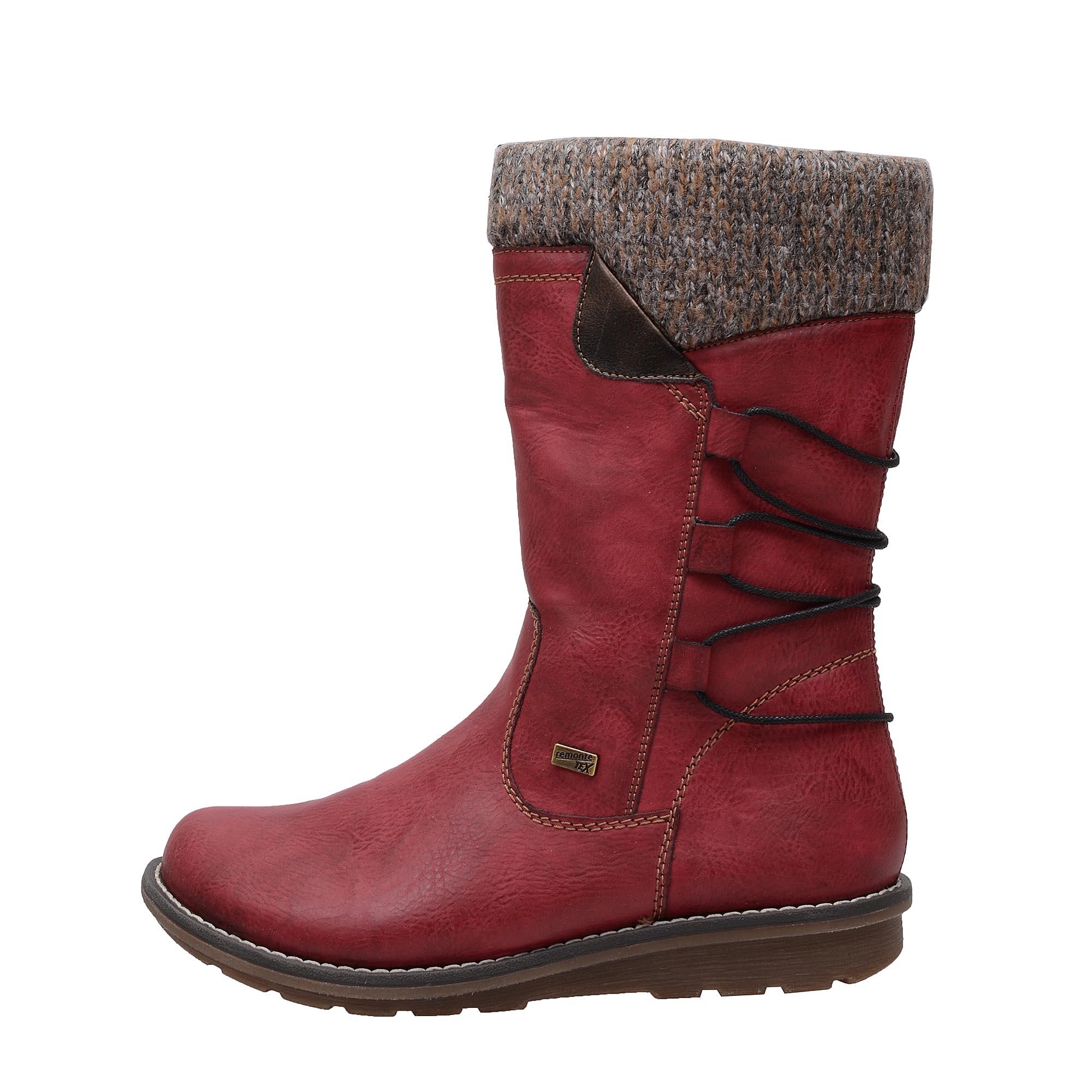 72d04f6c0c detail Dámska obuv RIEKER - REMONTE br R1094 35 ROT KOMBI H