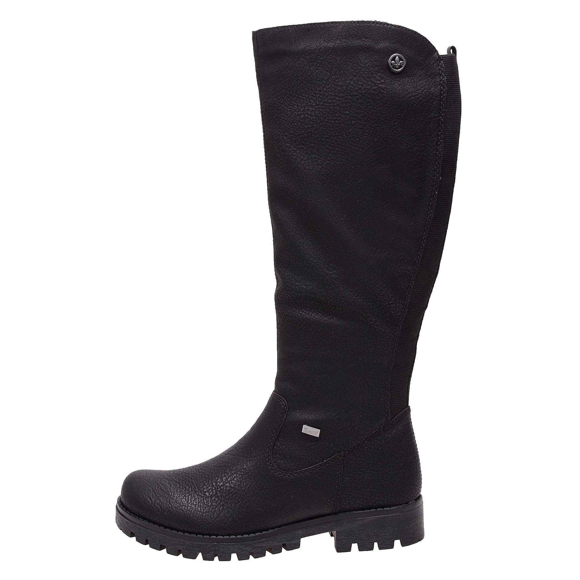 bd5147046 Dámska obuv RIEKER 78554/00 SCHWARZ H/W 7 | Rieker