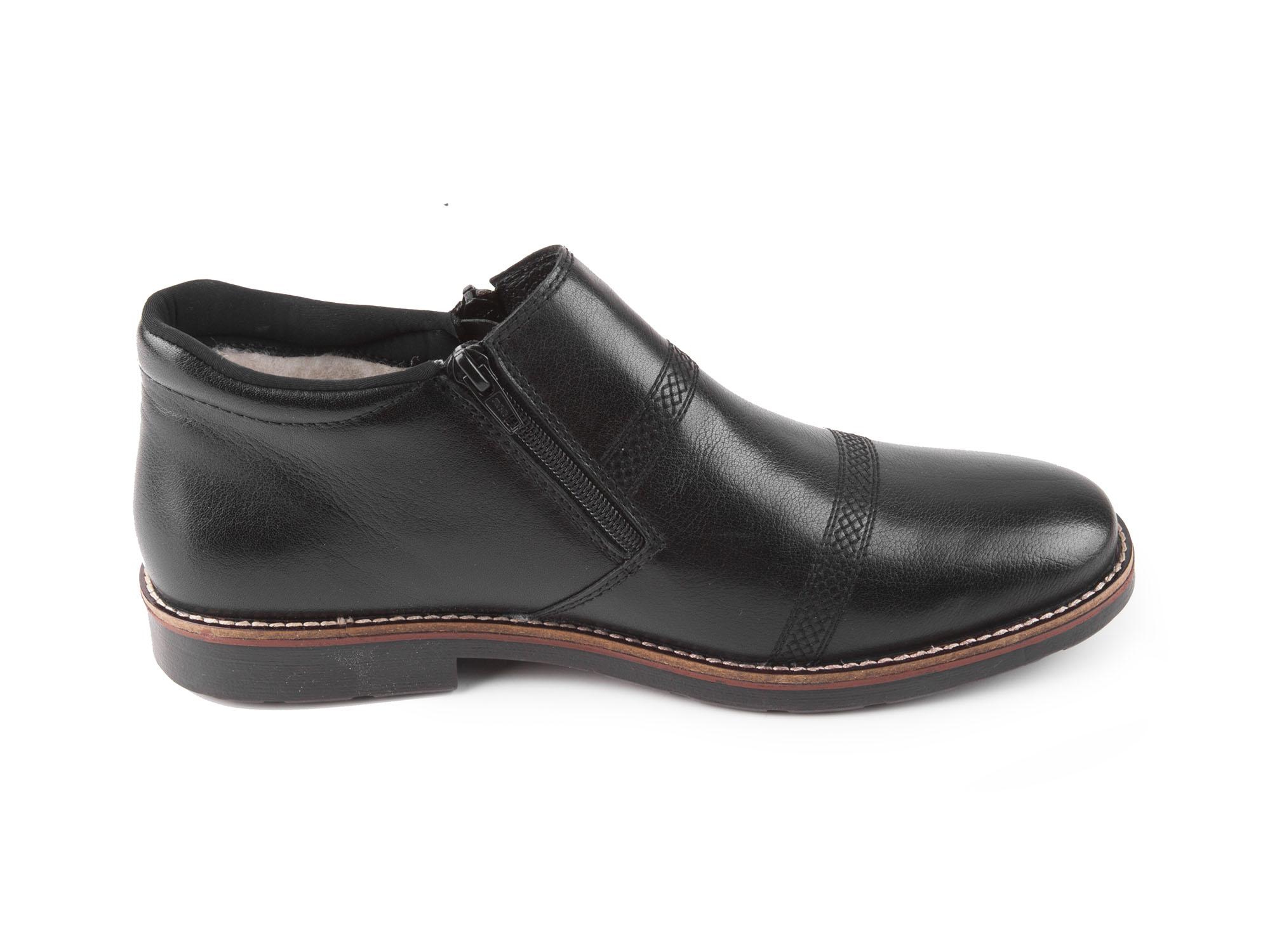 ef7e8b2a48cf1 Pánska obuv RIEKER 15381/00 SCHWARZ H/W 7 | Rieker