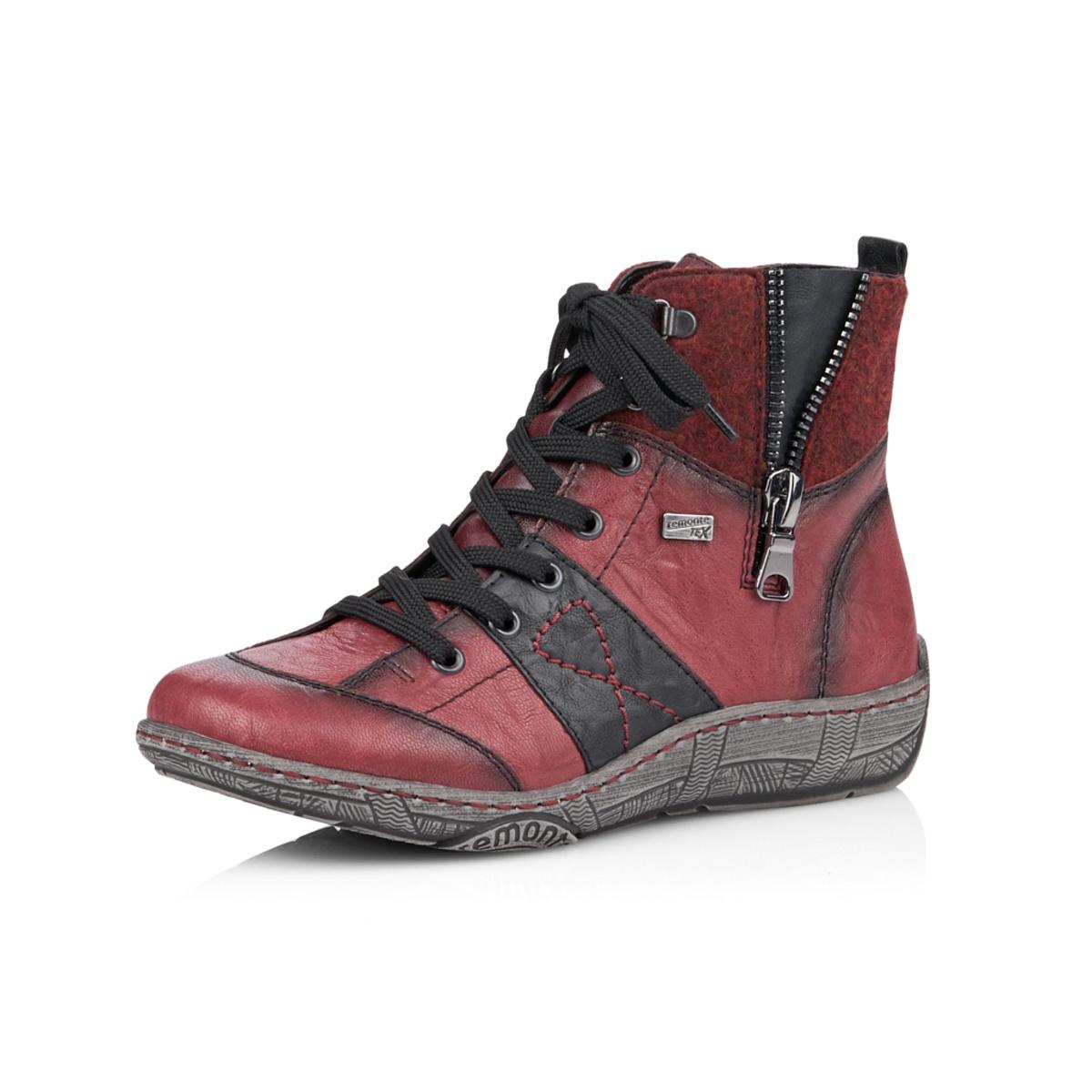 ce43d46d99 detail Dámska obuv REMONTE BY RIEKER D3891 35 ROT KOMBI H W 8