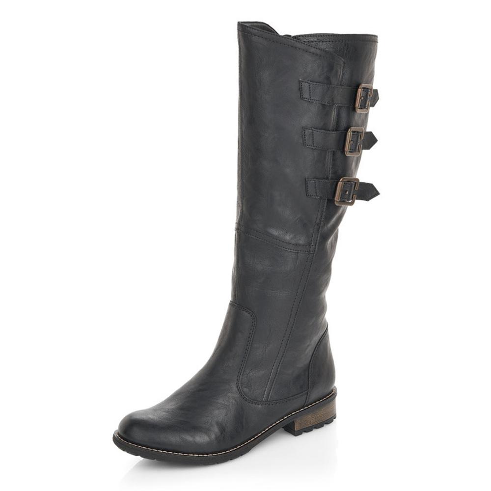 d5db4f684e7c6 Dámska obuv REMONTE BY RIEKER R3370/01 SCHWARZ H/W 8 | Rieker