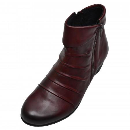 detail Dámska obuv RIEKER - REMONTE R7571 35 WINE KOMBI H W 8 35ad7b7a9c