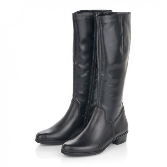 41f10a70db6 detail Dámska obuv RIEKER br Y0796 00 SCHWARZ H W 8
