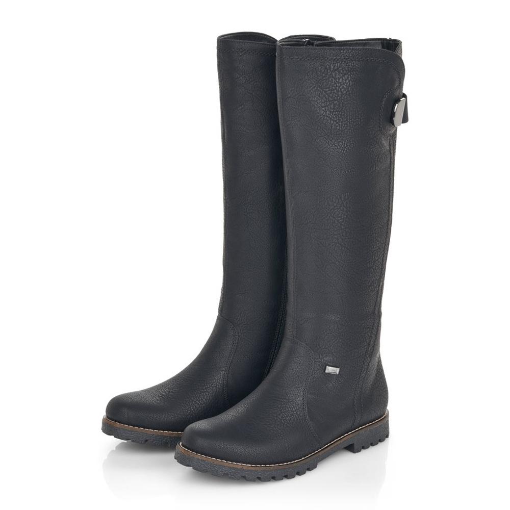 detail Dámska obuv RIEKER br Y4272 00 SCHWARZ ... 7f0e98aedaa