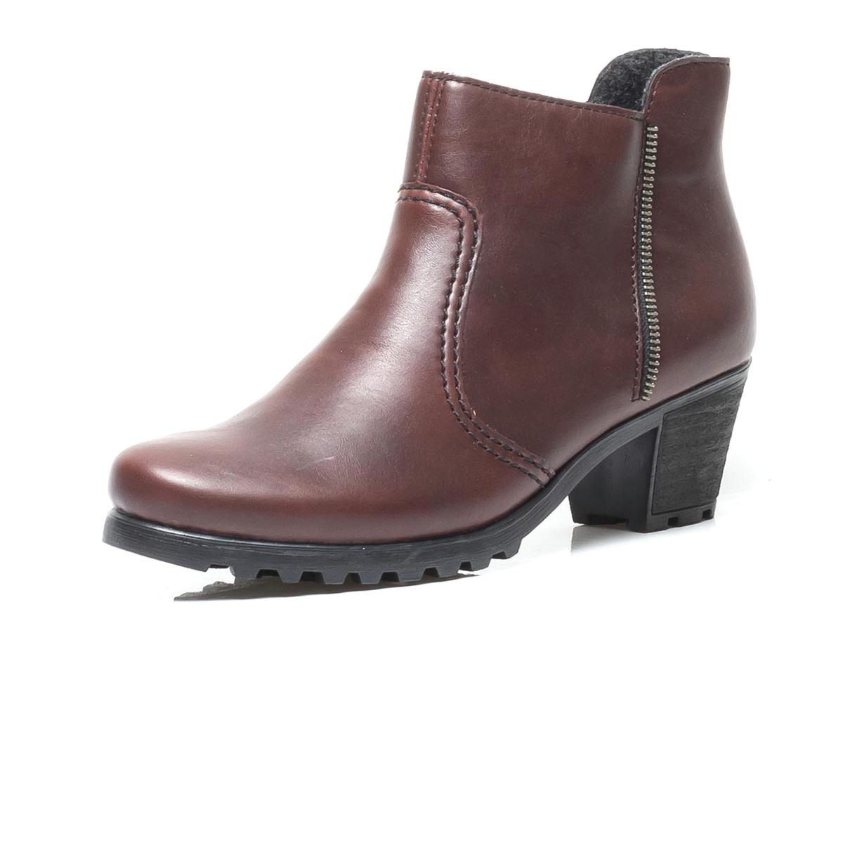 33fc61e5bf92 detail Dámska obuv RIEKER br Y8070 36 ROT ...