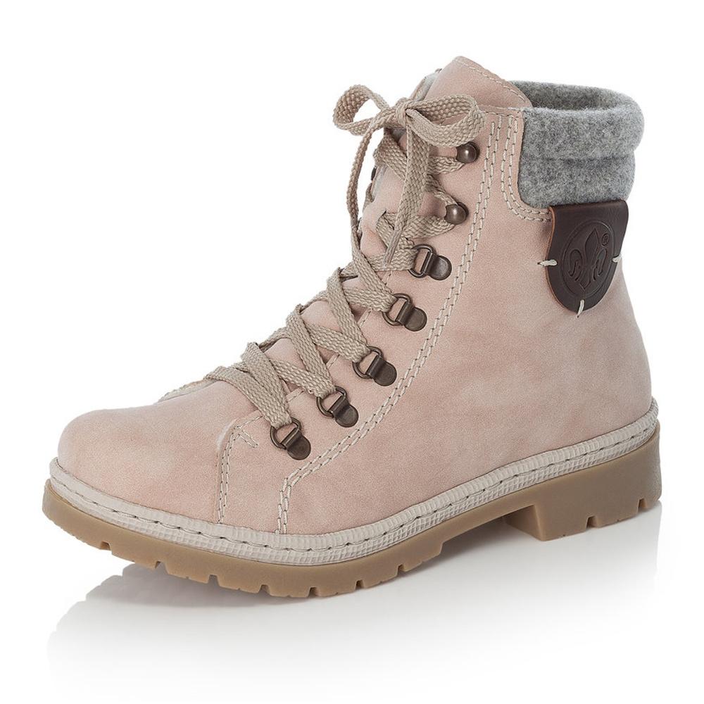 07c0b138ac76 detail Dámska obuv RIEKER br Y9430 32 ROSA KOMBI ...