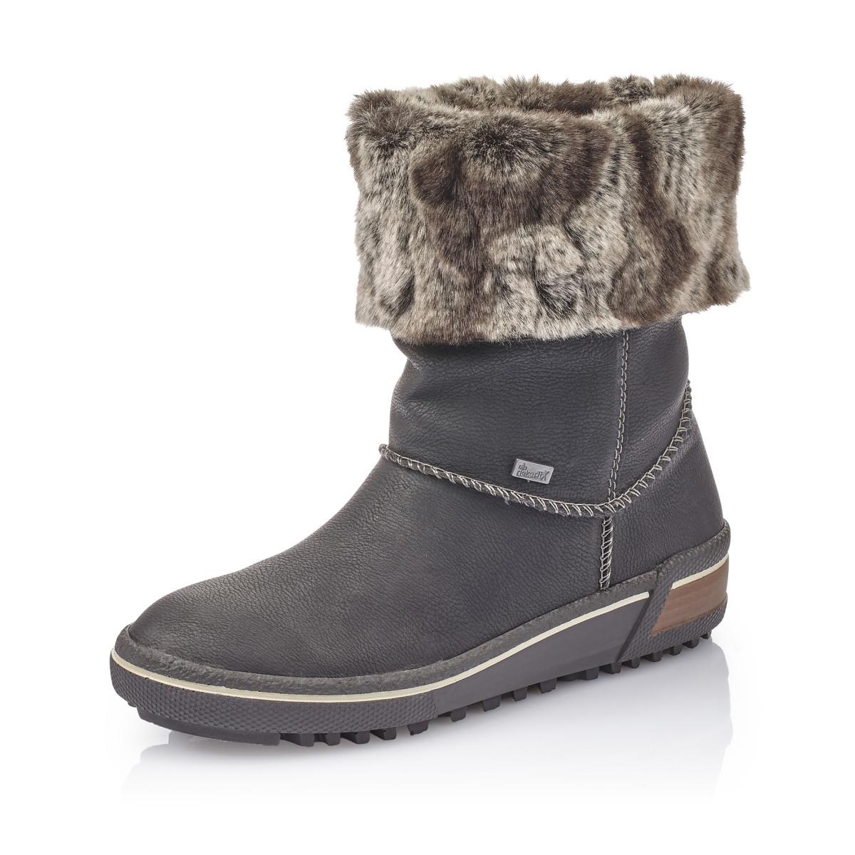 116125621d1f0 Dámska obuv RIEKER Z6492/00 SCHWARZ KOMBI H/W 8 | Rieker