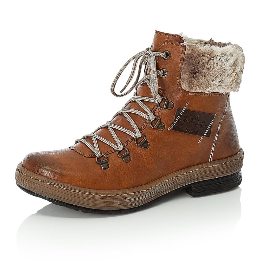 52edebfd5f detail Dámska obuv RIEKER Z6743 24 BRAUN H W 8
