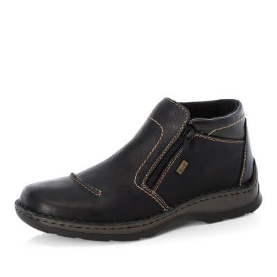6f33701e6b Pánska obuv RIEKER 05393 00 SCHWARZ H W 8
