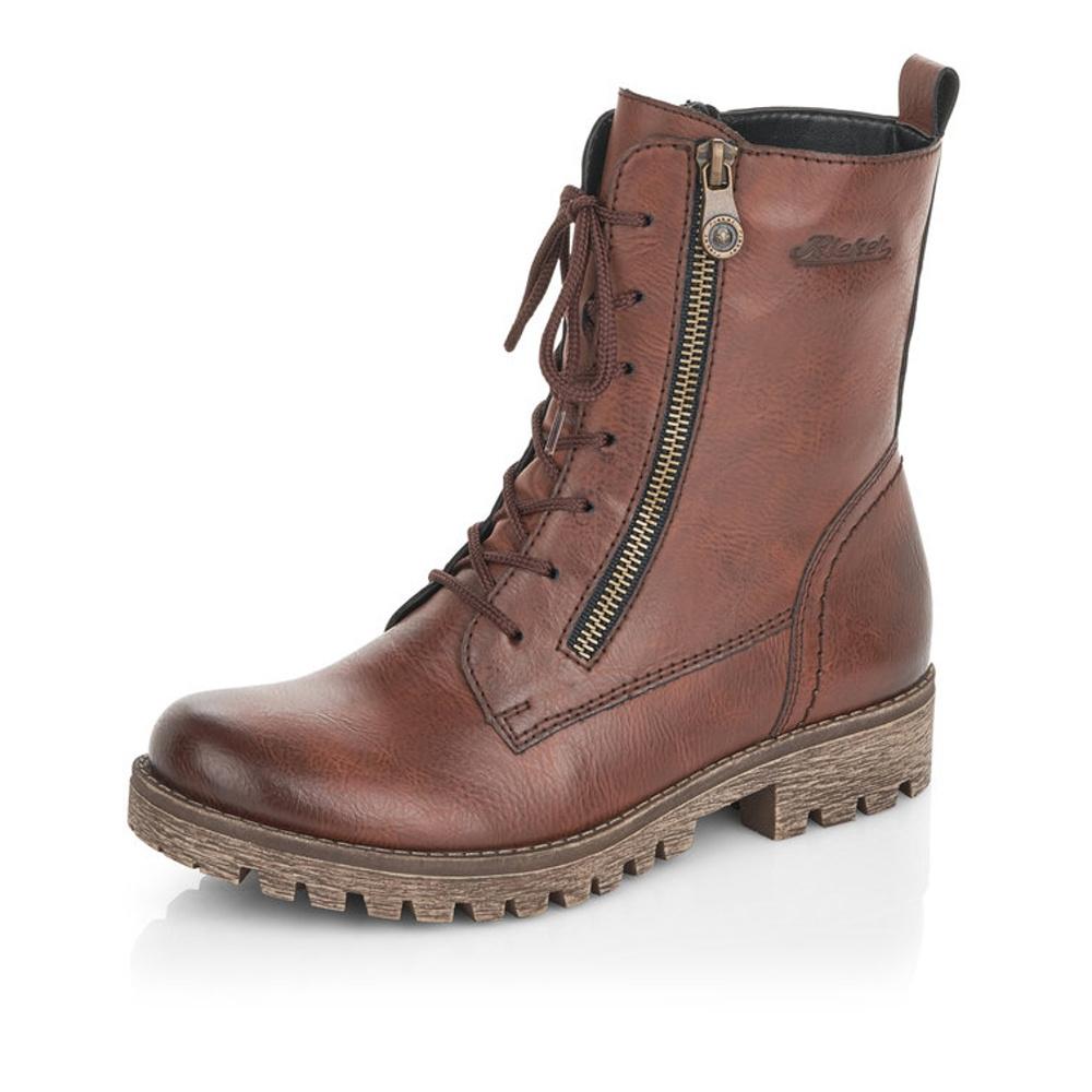 6f3629a48e detail Dámska obuv RIEKER 785C4 35 ROT H W 8