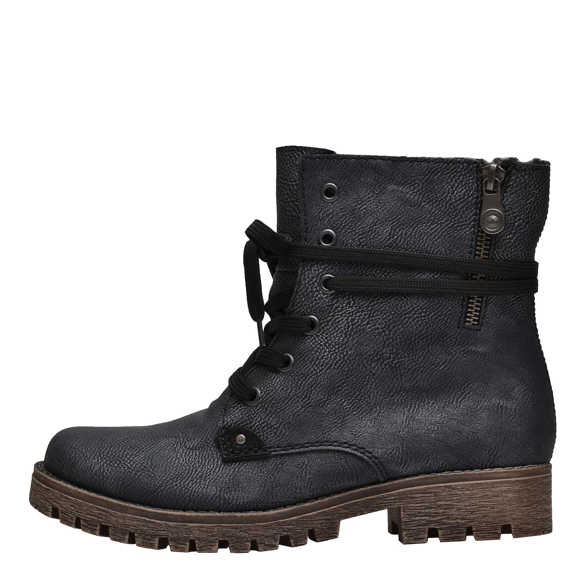 a328ba09e9076 Dámska obuv RIEKER 785G9/14 BLAU KOMBI H/W 8 | Rieker