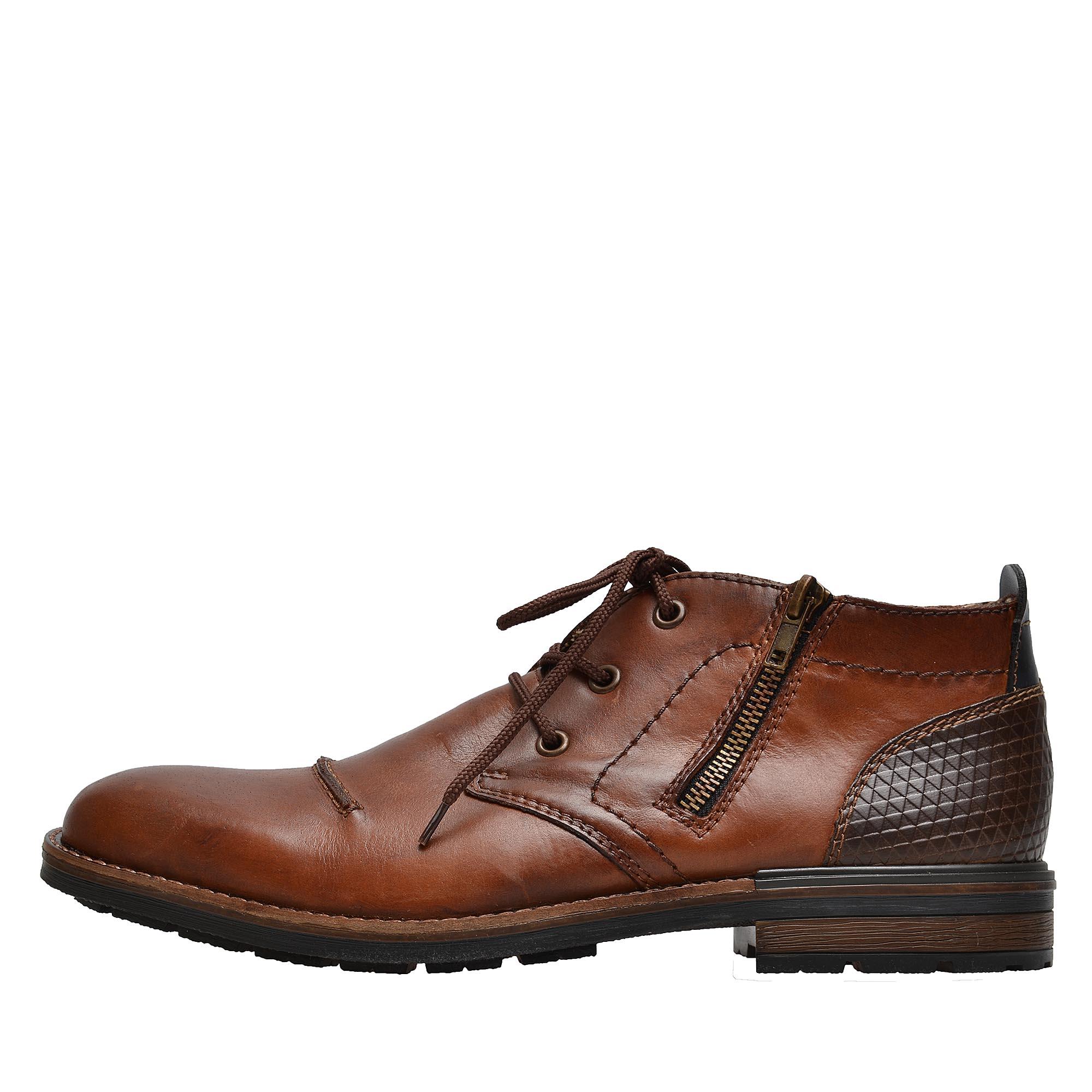 3bb7c557e2 detail Pánska obuv RIEKER B1344 25 BRAUN H W 8