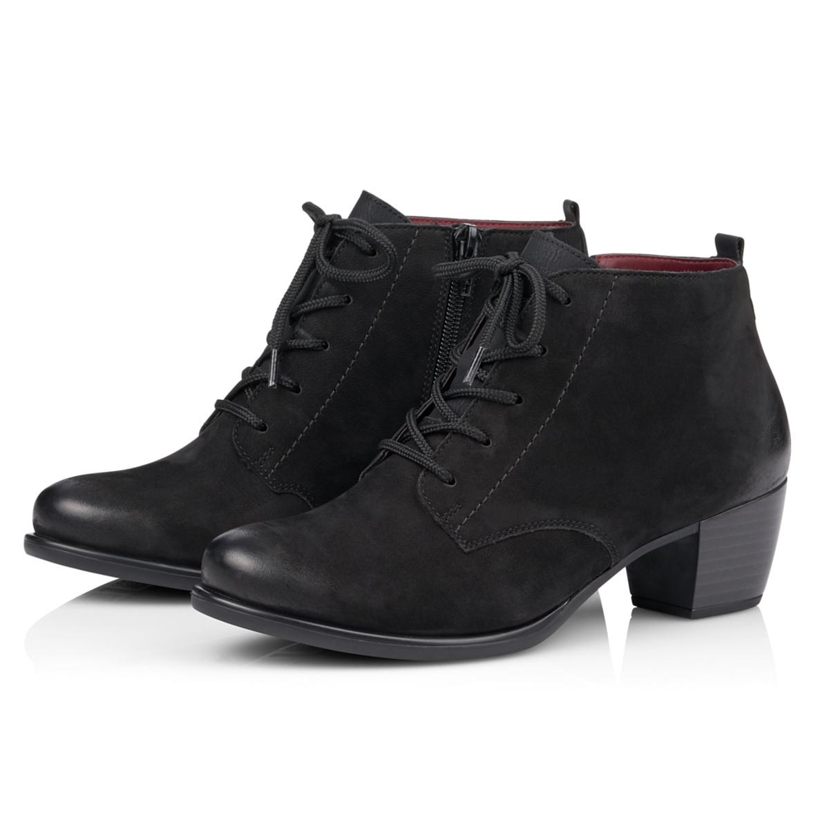 detail Dámska obuv RIEKER - REMONTE br R2670 02 SCHWARZ H W fe4718e2a88