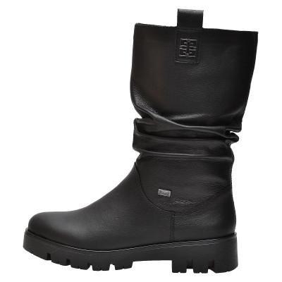 7cf82aa9d8 Dámska obuv RIEKER94661 00 SCHWARZ H W 8