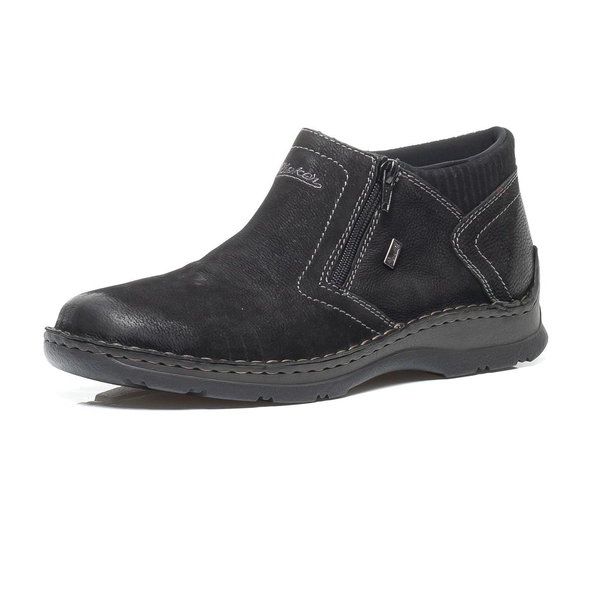 de649af043c3e Pánska obuv RIEKER 05393/00 SCHWARZ H/W 8 | Rieker