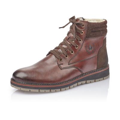 821ab83811c9c Pánska obuv RIEKER 39223/47 GRAU KOMBI H/W 8 | Rieker